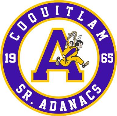 Coquitlam Sr. Adanacs Lacrosse