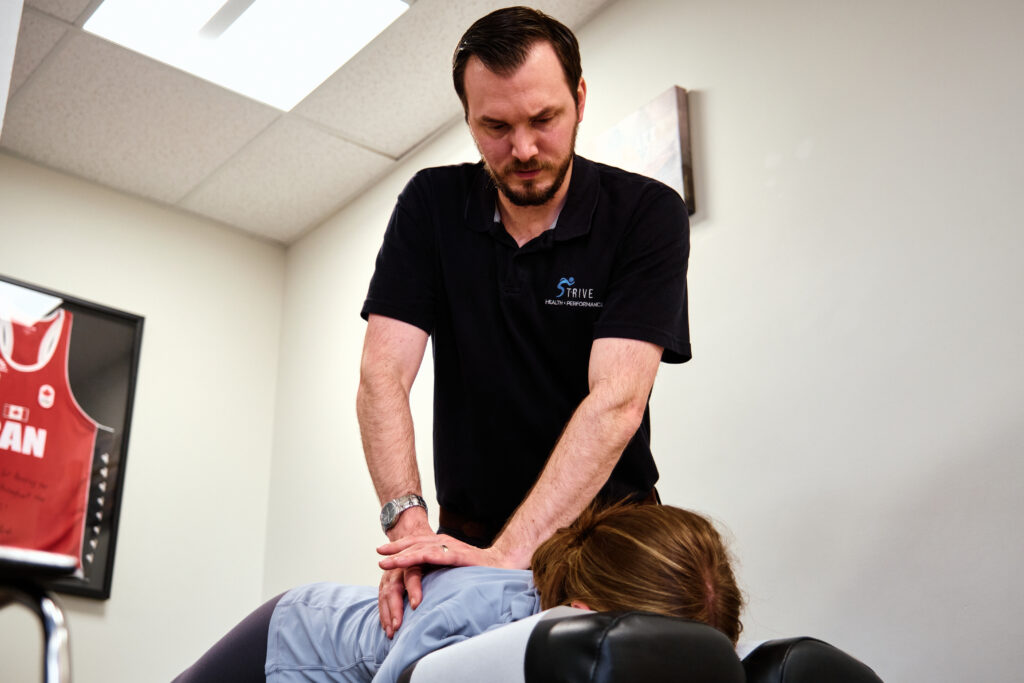 Chiropractors at Strive Health and Performance in Coquitlam BC